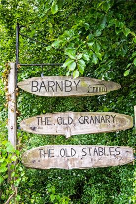 Barnby Signs