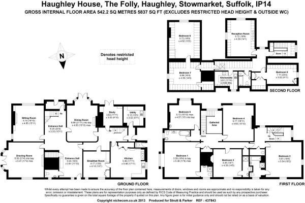Haughley Floorplan
