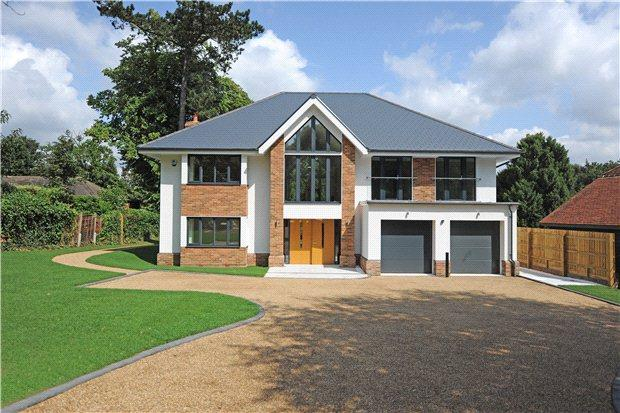 5 bedroom detached house for sale in stone lodge lane for Five bedroom house