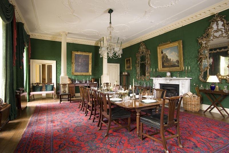 9 Bedroom Detached House For Sale In Kiddington Hall