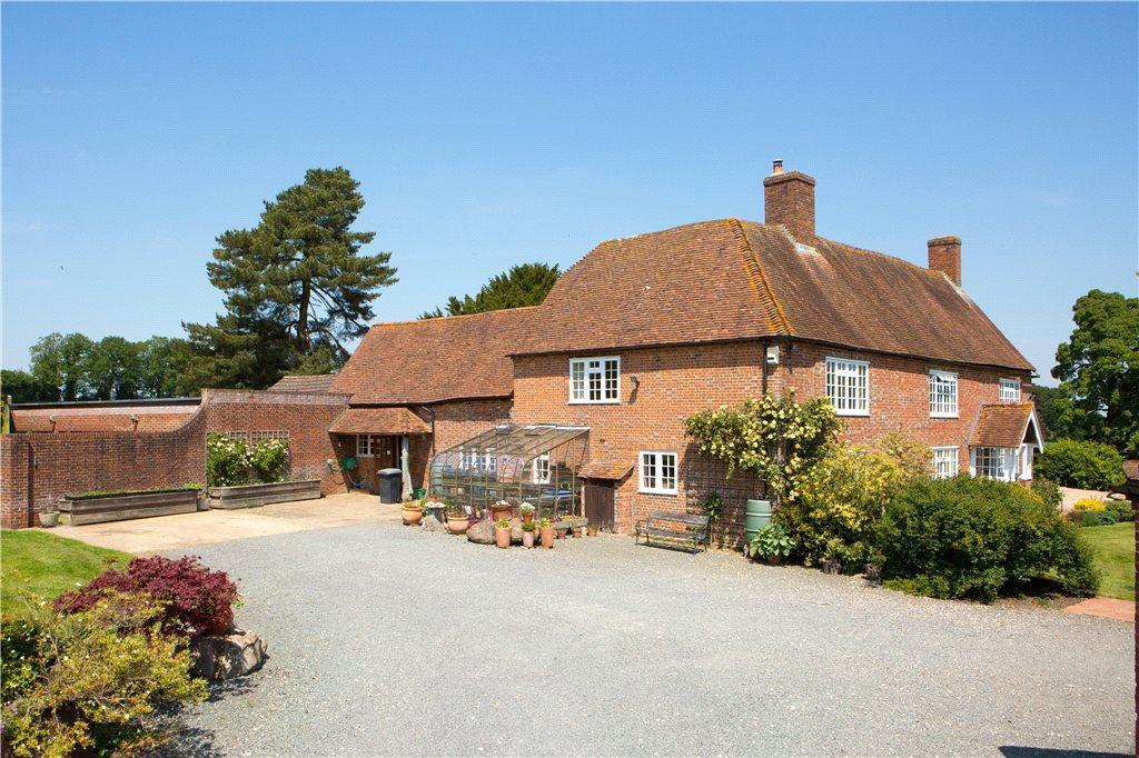 5 Bedroom Farm For Sale In Ermin Street Shefford Woodlands Hungerford Berkshire Rg17