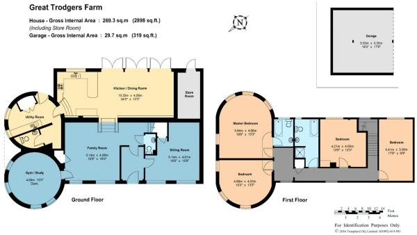 Floorplan Oast House