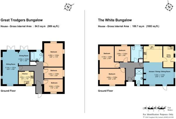 Floorplan Bungalows
