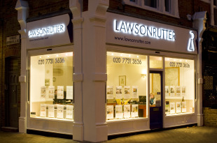 Lawson Rutter, Fulhambranch details