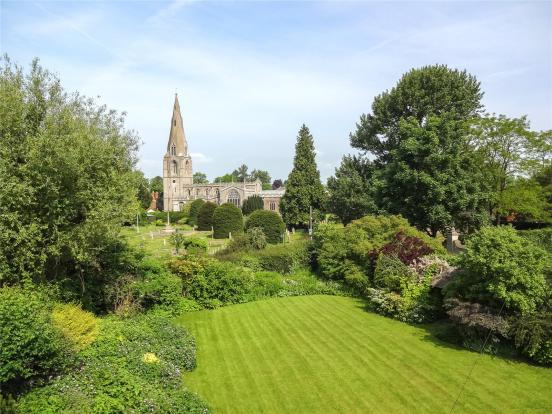 Garden & Church