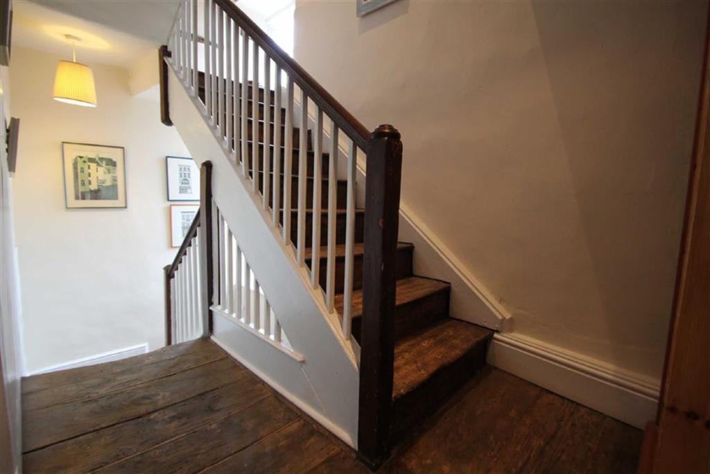 Period Elm Staircase