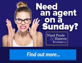 Get brand editions for Nigel Poole & Hancox, Evesham