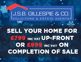 Get brand editions for JSB Gillespie & Co, Solicitors & Estate Agents, Larbert
