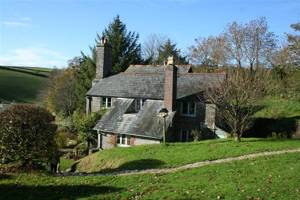 Property For Sale In Quethiock Cornwall