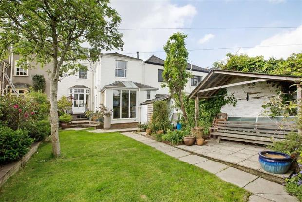 5 Bedroom Semi Detached House For Sale In Plymouth Road