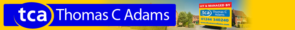 Get brand editions for Thomas C Adams- Lettings, Chester (Lettings)