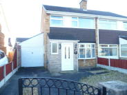 semi detached home in Hope Farm Road...