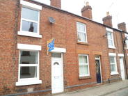 Terraced home to rent in North Street, Boughton...