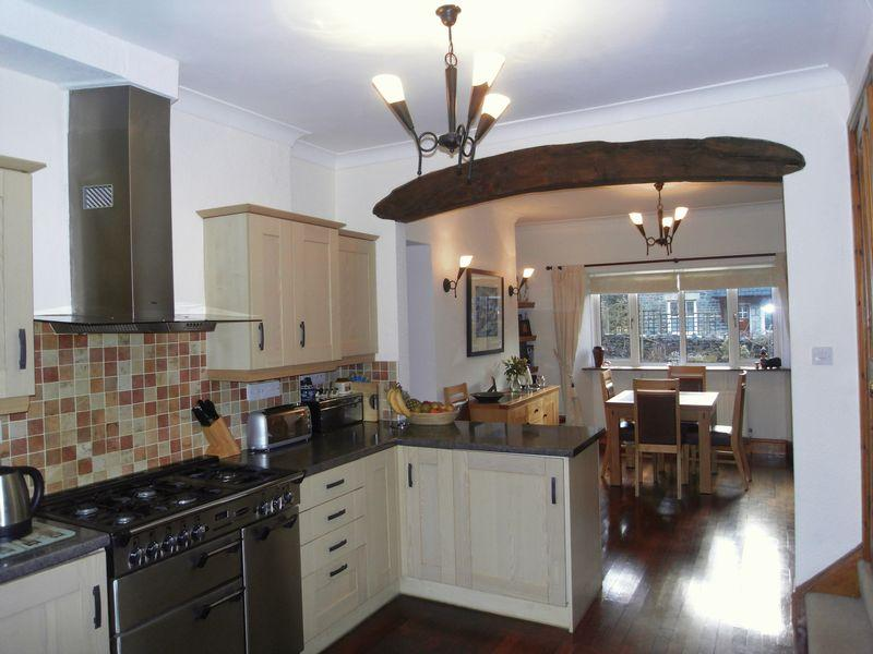 2 bedroom house for sale in 39 1 guldrey terrace 39 sedbergh for Terrace kitchen diner
