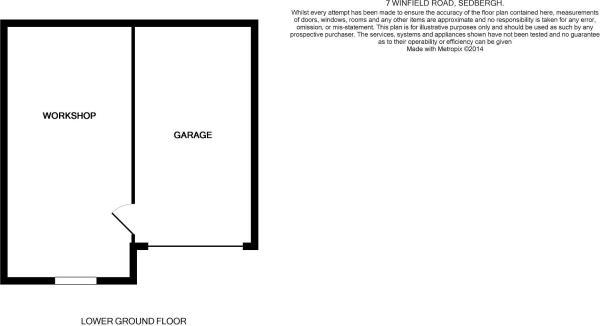7 Winfield Garage