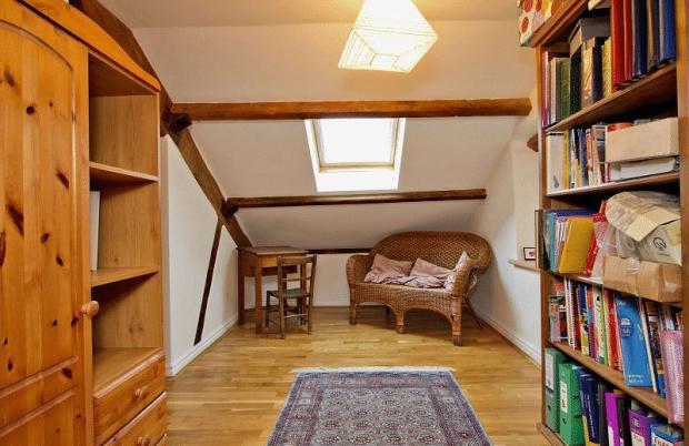 bed top floor