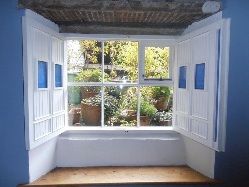 Lounge Window