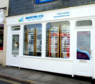 Martin & Co, Truro - Lettings & Salesbranch details