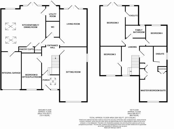 Floor Plan Southleig