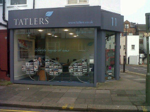 Tatlers, East Finchley Officebranch details