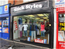 Stratford Road Shop for sale