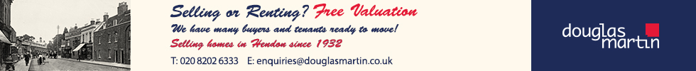 Get brand editions for Douglas Martin, Hendon Central - Sales