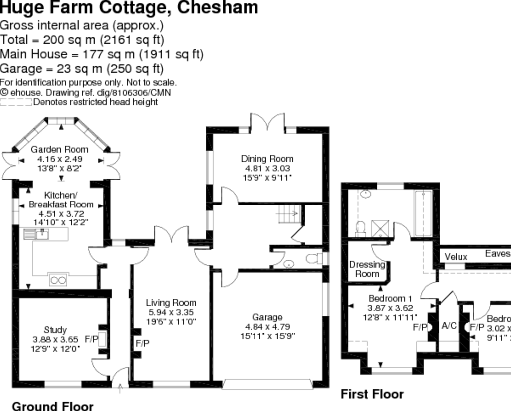 4 bedroom cottage to rent in bellingdon  buckinghamshire