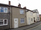 Terraced property in Cross Street, Ellesmere