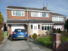 semi detached house for sale in The Meadows, Sedgefield...