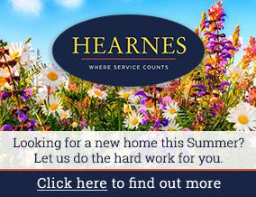 Get brand editions for Hearnes Estate Agents, Wimborne