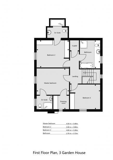 First Floor - Plot 3