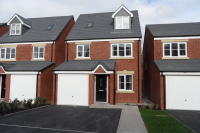 4 bedroom new house in Millstone Court, Lathom...
