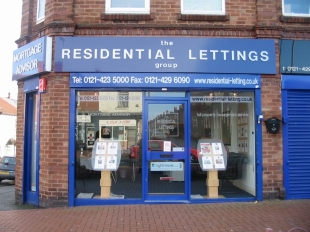 The Residential Lettings Group, Smethwickbranch details