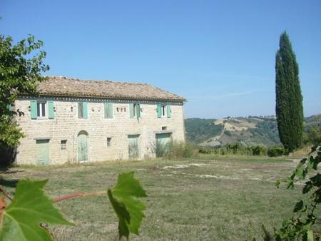 4 bed Farm House in Le Marche, Ancona, Mergo