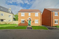 4 bedroom new house in Snarlton Lane, Melksham...