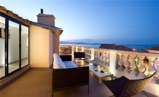 3 bed Penthouse in Saint Tropez...