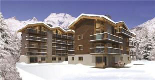 Apartment for sale in Sonnegg Lodge, Saas Fee...