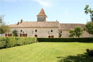 7 bed Country House in La Lecune...