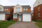 Detached home to rent in Renforth Close...
