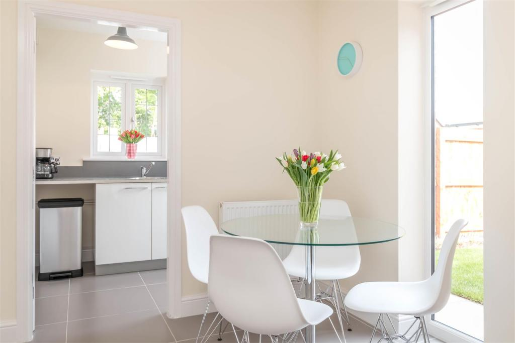 Dining area in kitch