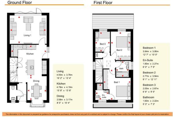 Nunnington Floorplan