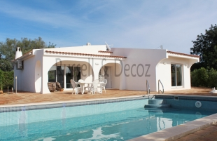 Detached Villa in Algarve, Moncarapacho