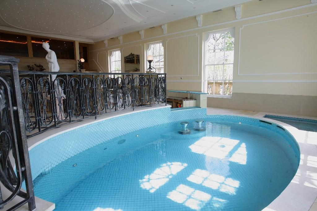 bedroom detached house for sale in witton hall witton le wear bishop