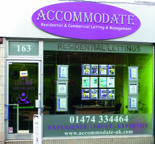 Accommodate, Gravesendbranch details