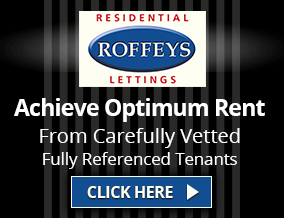Get brand editions for Roffeys Residential, Lettings
