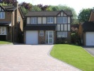 Detached home in Cloister Drive...