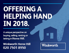 Get brand editions for Winkworth, Herne Hill