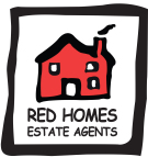Red Homes Estate Agents, South East Head Office logo