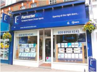 Forrester & Company, Southgatebranch details
