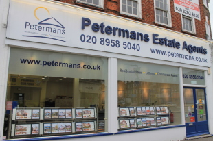 Petermans, Edgwarebranch details